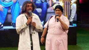 सुनील ग्रोवर और शारदा कीकू दिल्ली में एक शो कर रहे हैं